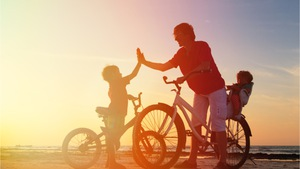 c0b01ea0167893 Fotelik na rower na Allegro - kupuj taniej online