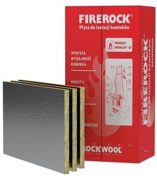 Vlna ROCKWOOL a krbová doska 25mm / 4,8m2