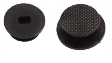 Prekrytie pre analógový pre PSP Slim 2000 - 2004 Black