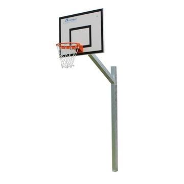 Tabuľkový basketbalový súbor: 105x180cm, výška 160cm
