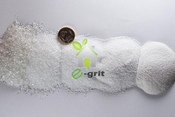 Sklenený granulát 0,4 -0,9 mm 25 kg e-grit abrazívne