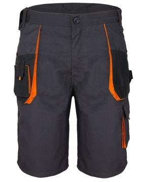 Krátke šortky Monterskie Pracovné nohavice ROZ.52