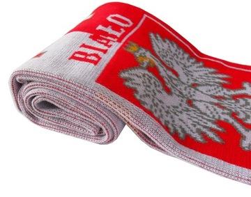 Bilaterálne poľské (pletené) šatka. Hit Predaj!