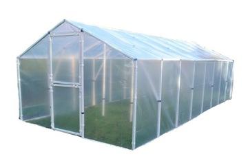 Záhradný skleník s fóliovým tunelom 3x6 18m2 PL