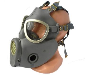 Nová plynová maska mp 4 + filtre + taška