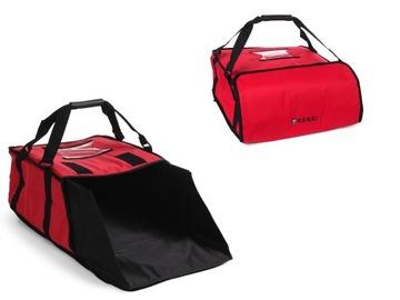 Tepelná izolačná taška pre pizzu Hendi Pizze 4x45 cm