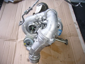 Mercedes sprinter 2.2 cdi турбины biturbo 651, фото