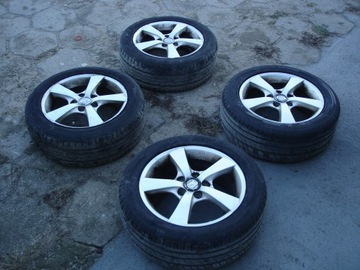mazda 3 6 5 mx5 колесо диски 16 5x114.3 - фото