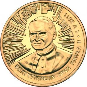 ИОАННА ПАВЛА II ИЗБИВАЯ 2011 2 ZŁ GN