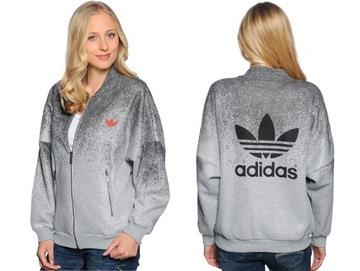 Adidas bluza rita ora w Bluzy damskie Allegro.pl