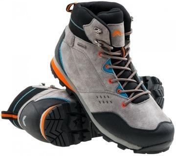 BUTY MĘSKIE TREKKINGOWE OCIEPLANE, Trekkingowe buty męskie