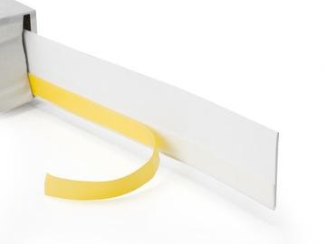 Планка для маскировки плоская 30мм для окон ПВХ 5 метров