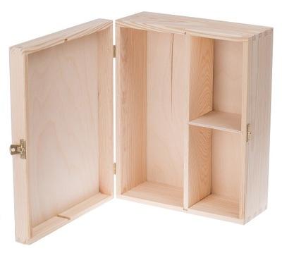 коробка деревянные алкоголь коробка декупаж