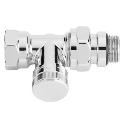 Uzavierací ventil STRAIGHT RLV-CX 1/2 chróm DANFOSS