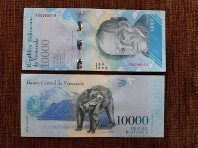 271.WENEZUELA 10 000 BOLIWAR UNC