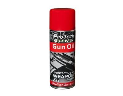СМАЗКА для технического ОБСЛУЖИВАНИЯ CP GUN OIL 400ml ProTechGuns