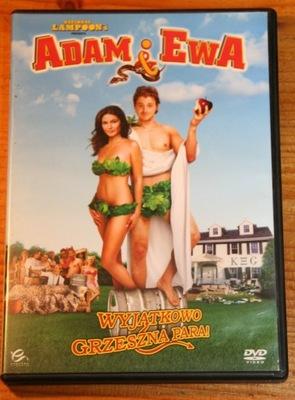 ADAM I EWA     DVD