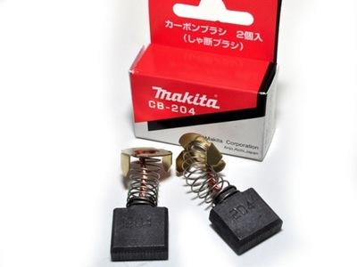 Щетки угольные Makita CB204 для GA9020-шлифовальные станки