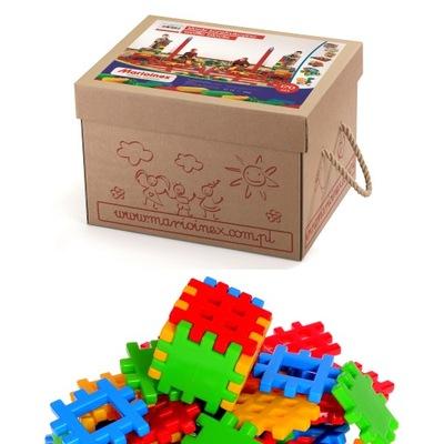 Štrukturálne podložky stebėtų MIX 170 ele. v kartónovej krabici