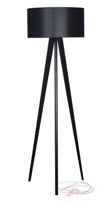 Svietidlá - Stojacie lampy - LAMPA STOJĄCA PODŁOGOWA SZTALUGOWA TRÓJNÓG 155 CZ