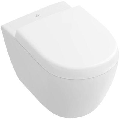 WC misa - Villeroy-Boch Metro 2 WC miska Ceramicplus 48 cm