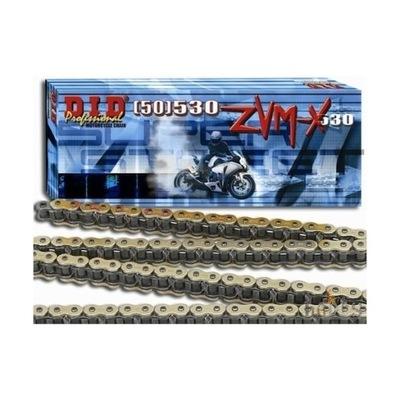 Łańcuch DID 525 ZVMX Xring Suzuki DR 650 96-00