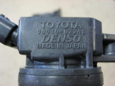 Toyota Avensis T25 2.0 03-09 cewka zapłonowa