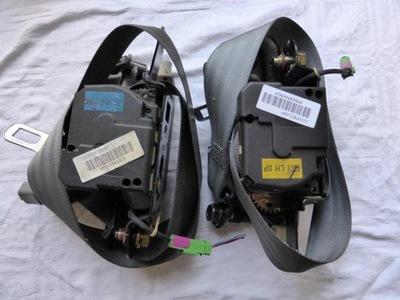 Pasy przednie z napinaczami  chevrolet nubira 05