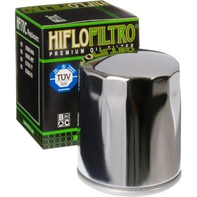 Filtr Oleju HF170C CHROM HARLEY DAVIDSON FAT BOY