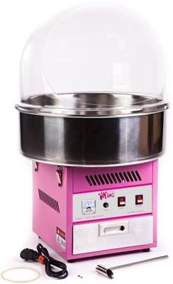 ROYAL 10010085 STROJ NA cukrovú vatu 60S/PART