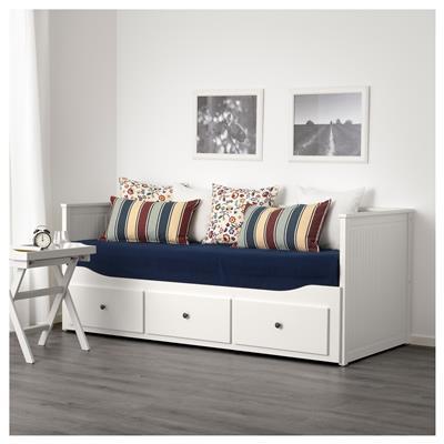 Ikea Hemnes łóżko Dzienne Z 3 Szufl 2 Mat Husvika