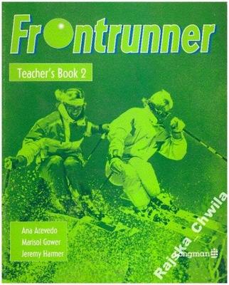 Frontrunner 2 Teacher's Book NOWA dla nauczyciela