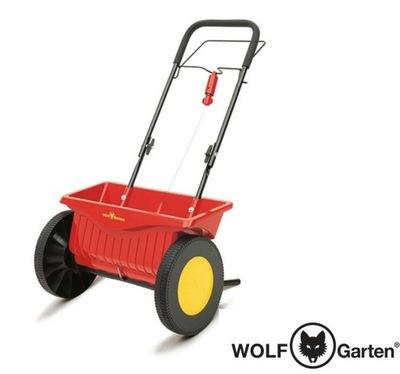 Sejací stroj - Rozmetadlo hnojív WE-430 Wolf-Garten - veľké !!!