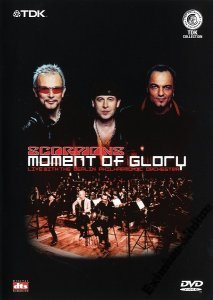 Scorpions - Moment Of Glory - Live DVD