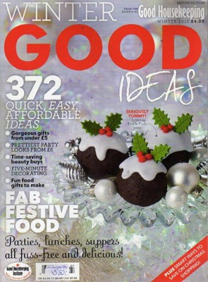 GOOD HOUSEKEEPING special-GOOD IDEAS winter2013 UK