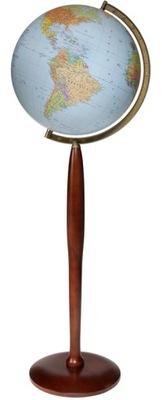 Globus 420 mm s OSVETLENÍM 2 v 1 vysoké nohy v SÚČASNOSTI