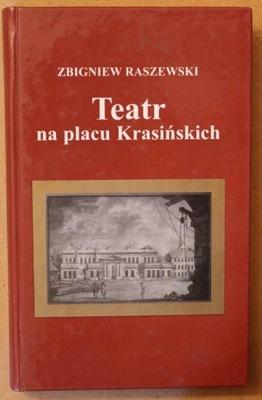 RASZEWSKI - Teatr na placu Krasińskich / Warszawa