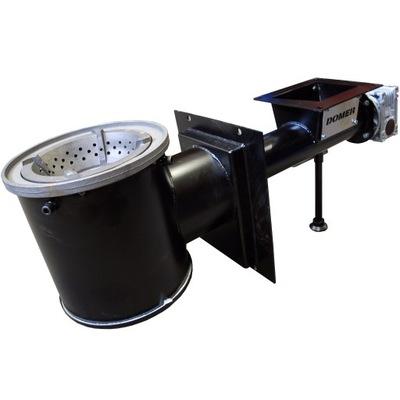 Podávač pece na ekologické hrachové uhlie mal Pancerpol 50 kW