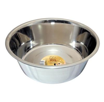 миска металлический для собаки, Нержавеющая сталь 4 ,7 L