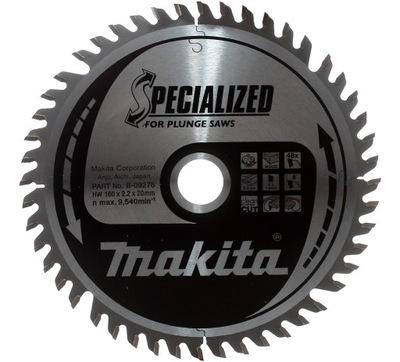 Rezací kotúč - Pilový kotúč pre drevo MAKITA 160x20 48z SP6000