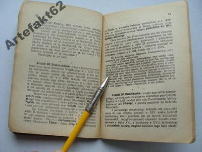 ILUSTROWANY PRZEWODNIK PO KRAKOWIE KRAKÓW 1930