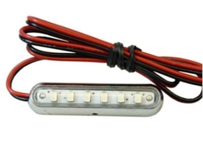 Oświetlenie wnętrza samochodu LAMPA LED TUNING 12V