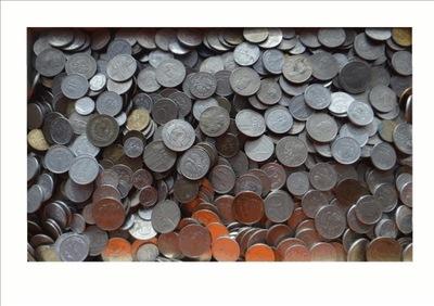 Монеты ЦИРКУЛЯЦИОННЫЕ ПНР - 1 КГ