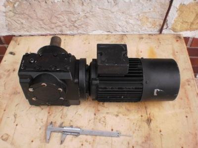 motoreduktor 11 obr silnik elektryczny 0,7 kw