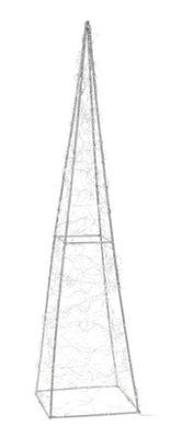 Vianočné stromčeky Dekoratívny Strom lampa 60 LED, 60 cm, pull-tab