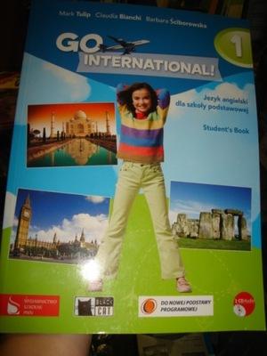 Go international 1 podr. wyd. PWN