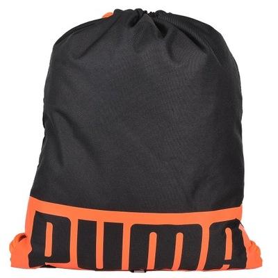 Worek na buty Puma Pro Training II Gym Sack niebie