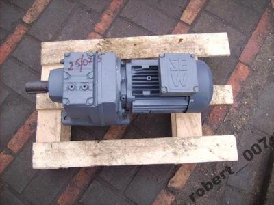 silnik elektryczny 0,4 kw motoreduktor 25 i 13 obr