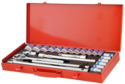 """CrV 1/2 """"24-palcový kľúč, 10-32 mm"""