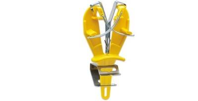 Bobet Ostré Jednoduché 9980 stroj na brúsenie nožov, žltý s uc